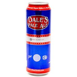 Dale's - Pale Ale Rocky Mountai...
