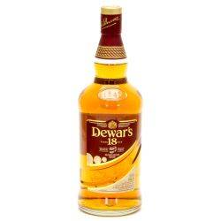 Dewar's - 18 Years Old Double...