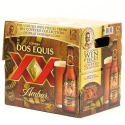 Dos Equis XX - Amber - 12oz Bottle -...