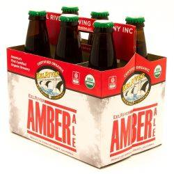 EEL RIVER - Amber Ale - 12oz Bottles...