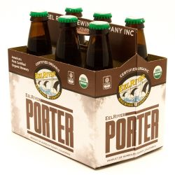 EEL RIVER - Porter - 12oz Bottles - 6...