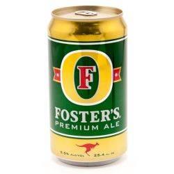 Foster's - Premium Ale - 25.4oz Can