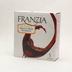Franzia - Fruity Red Sangria Box Wine...
