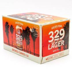 Golden Road - 329 Days Of Sun Lager -...