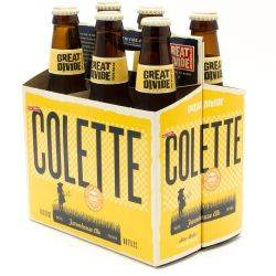 Great Divide - Colette Farmhouse Ale...