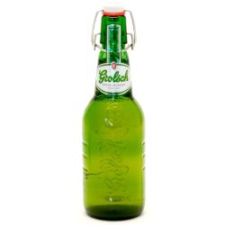 Grolsch - Premium Lager - 15.2oz Bottle