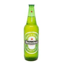 Heineken - Lager Beer - 22oz Bottle