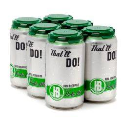Huss - That'll Do IPA - 12oz Can...
