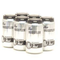 Huss - The Husstler - Milk Stout -...