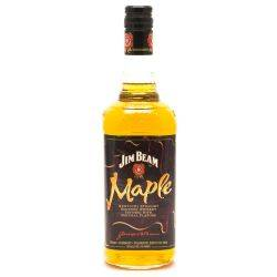 Jim Beam - Maple - Kentucky Striaght...