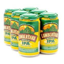 Lumberyard - IPA - 12oz Can - 6 Pack