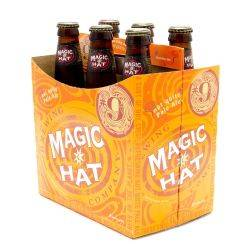 Magic Hat - Not Quite Pale Ale - 12oz...