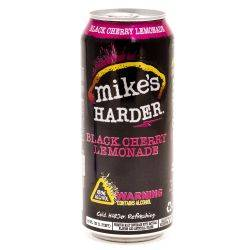 Mike's - Harder Black Cherry...