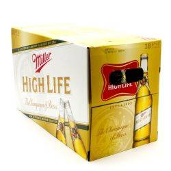 Miller - High Life - 12oz Bottle - 18...