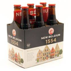 New Belgium - 1544 Black Lager - 12oz...