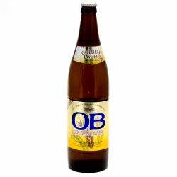 OB - Golden Lager - 22oz Bottle