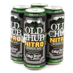 Oskar Blues - Old Chub Nitro - Scotch...
