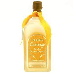 Patron - Citronge Orange Liqueur - 1L