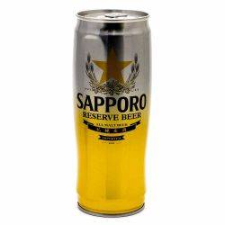 Sapporo - Reserve Beer - 22oz