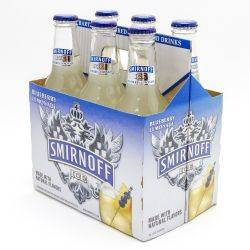 Smirnoff Ice - Blueberry Lemonade -...