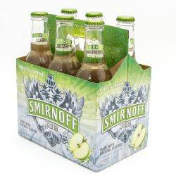 Smirnoff Ice - Green Apple - 11.2oz...