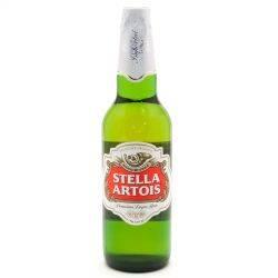 Stella Artois - Lager Beer - 22oz
