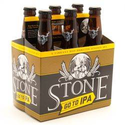Stone - Go To IPA - 12oz Bottle - 6 Pack