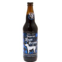 Stone - Imperial Mutt Brown Ale -...