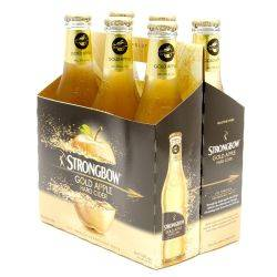 Strongbow - Gold Apple Hard Cider -...