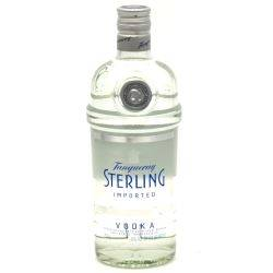 Tanqueray - Sterling Imported Vodka -...