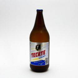 Tecate - Light Beer - 32oz Bottle