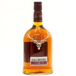 The Dalmore - Aged 12 Yearrs -...