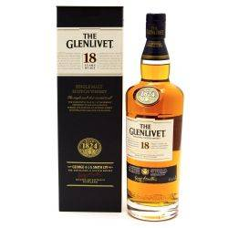 The Glenlivet - 18 - Single Malt...