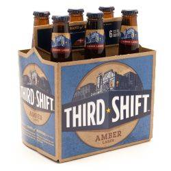 Third Shift - Amber Lager - 12oz...