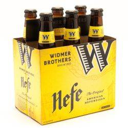 Widmer Brothers - Hefe - 12oz Bottle...