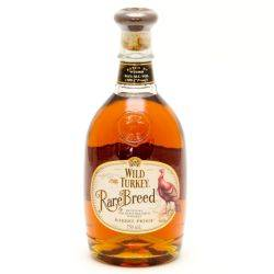 Wild Turkey - Rare Breed Bourbon...
