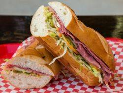 Hangover Hoagies - Ruben Sandwich -...