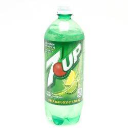 7Up Bottle - 1L