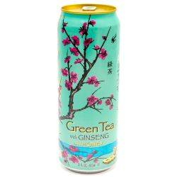 Arizona - Green Tea - w/Ginseng and...