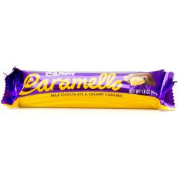 Cadbury Caramello - Milk Chocolate...