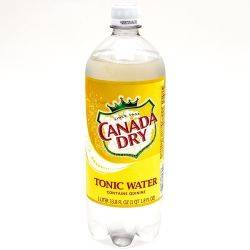 Canada - Dry Tonic Water Bottle - 1L