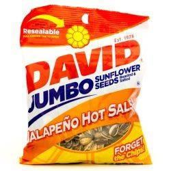 David - Jalapeno Hot Salsa - Jumbo...
