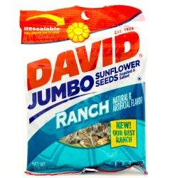 David - Ranch - Jumbo Sunflower Seeds...