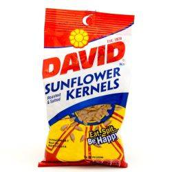 David - Sunflower Kernels - Roasted...