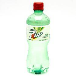 Diet 7Up - 20 fl oz