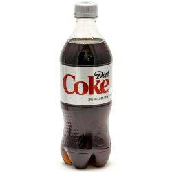 Diet Coke - Bottle - 16.09 fl oz