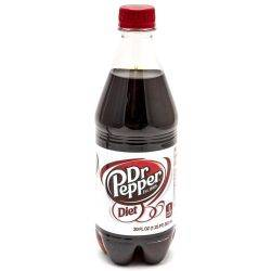 Diet Dr. Pepper - Bottle - 20 fl oz