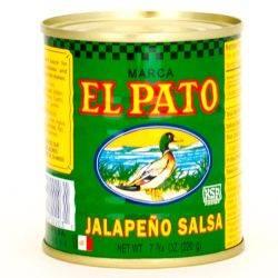El Pato - Jalapeno Salsa - 7.75oz