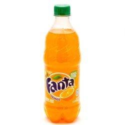 Fanta - Orange Soda - 20fl oz