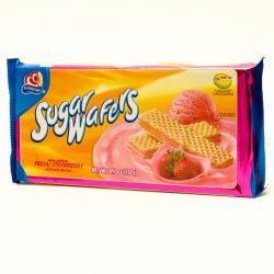 Gamesa - Sugar Wafers - Strawberry -...